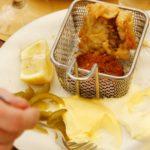 Baccalà fritto ricetta centro italia
