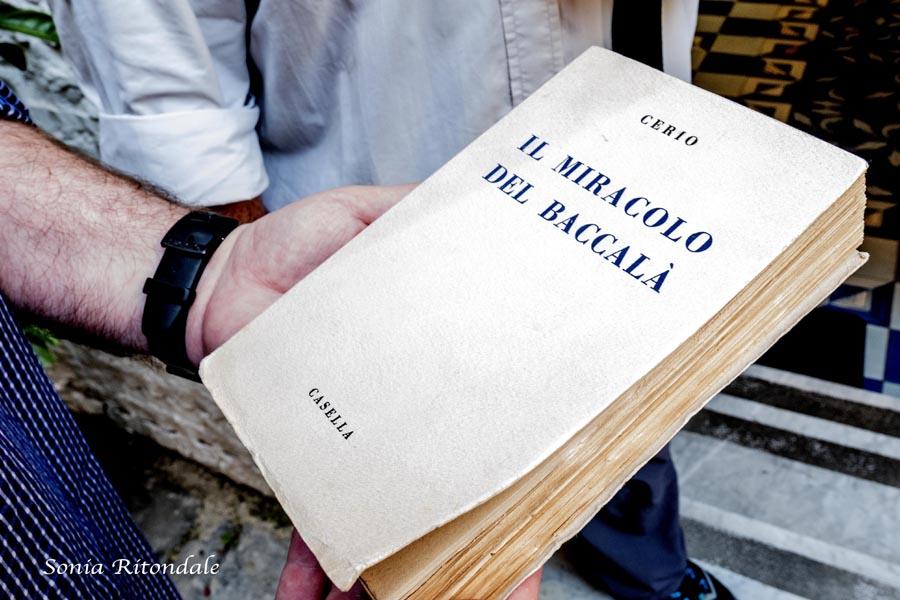 il miracolo del baccalà libro