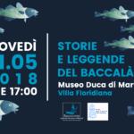 evento villa floridiana baccalà