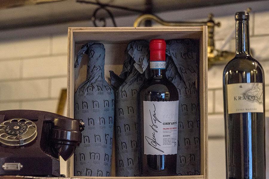 come abbinare vino al baccalà